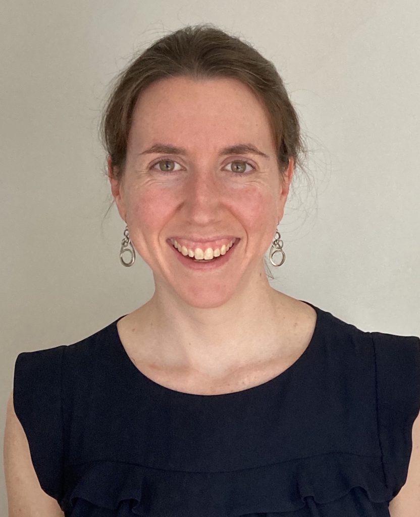 K alumna Claire Riggs